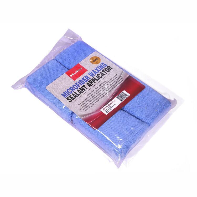 MaxShine Ultra-Soft Microfiber Waxing/Sealant Applicator