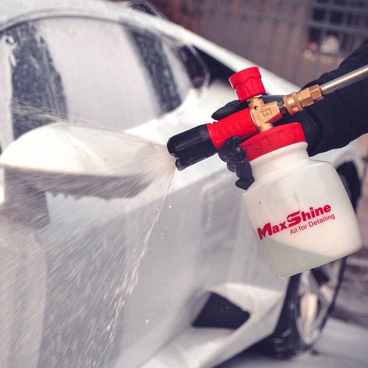 MaxShine Snow Master Foam Cannon