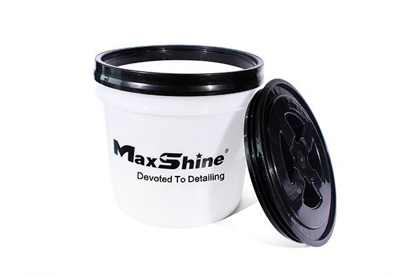 MaxShine Cross Bucked Lid