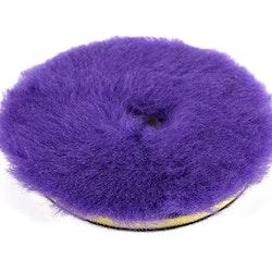 "MaxShine - Purple Wool Cutting Pad 3"""