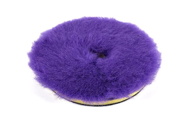 "MaxShine - Purple Wool Cutting Pad 5"""