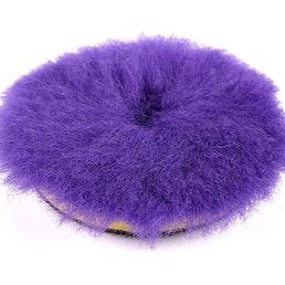 "MaxShine - Purple Wool Cutting Pad 6"""