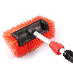 Maxshine Flow-Thru Wash Brush Tvättskaft 2.5m