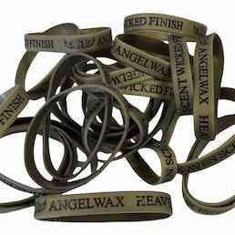 Angelwax Rubber Bracelett