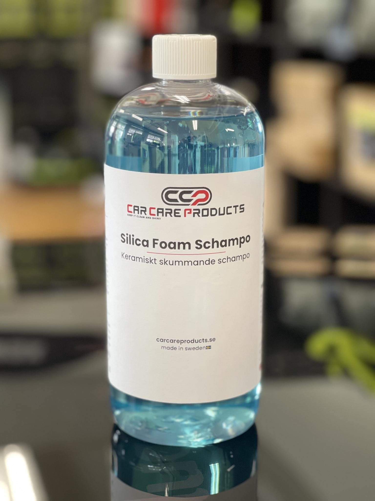 Silica Foam Schampo