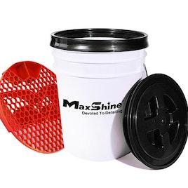 MaxShine Tvätthinkspaket
