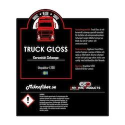 Truck Gloss – Keramiskt SkumSchampo