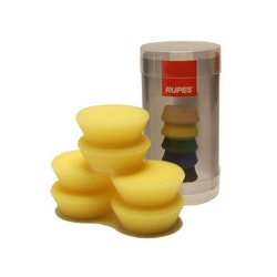 "Rupes - Yellow Foam Pad 1,5"" (34/40mm) 6-pack"