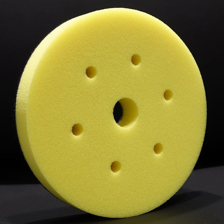 Americana - Max-Cut Yellow Foam 5""