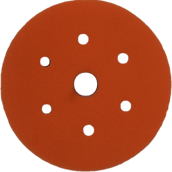 Americana - Orange Cutting Foam Pad 5""
