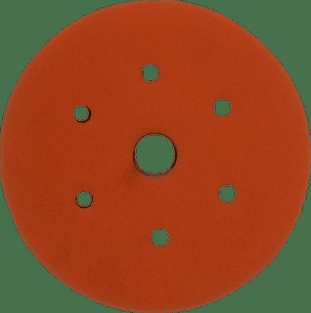 """Americana - Orange Cutting Foam Pad 5"""""""