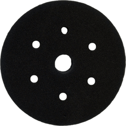 Americana - Black Finishing Pad 5""