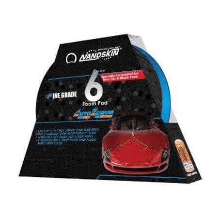 "Nanoskin - Autoscrub Claypad 6"" (150mm)"