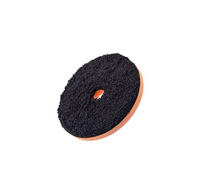 "Flexipads - DA Black Microfiber Cutting Pad 6"" (150mm)"