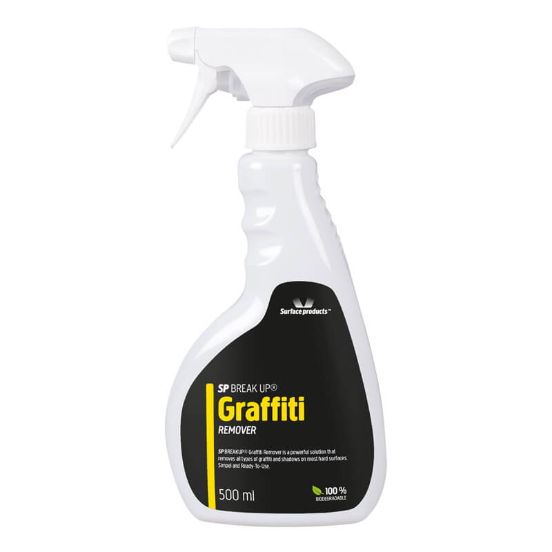 SP - Break Up Graffiti Remover