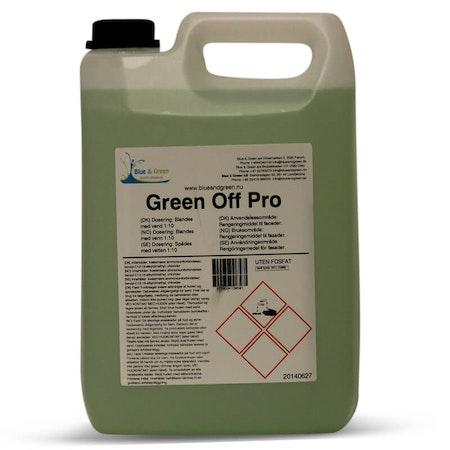 Blue & Green - Green Off Pro 5L