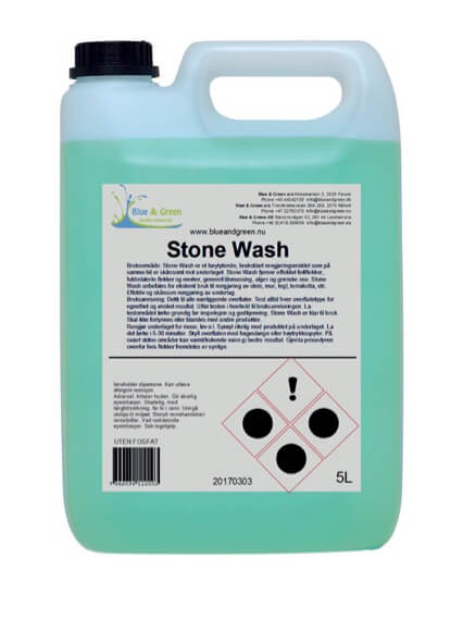 Blue & Green - Stone Wash 5L