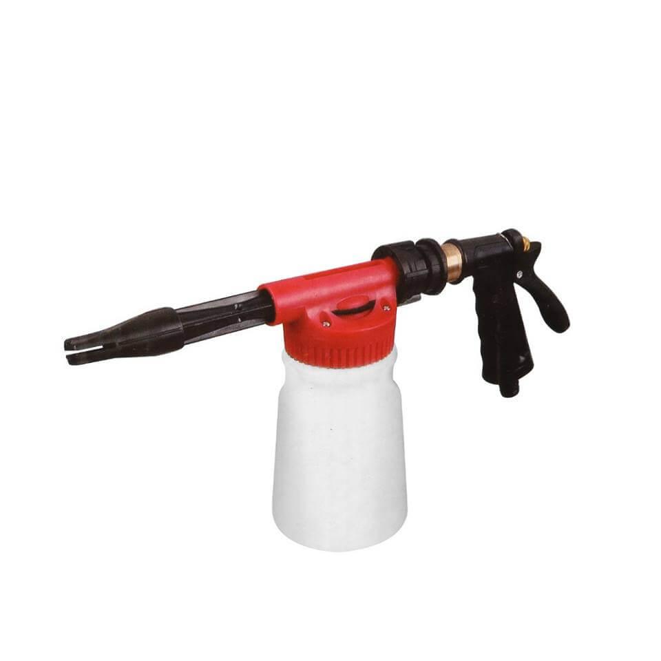 Car Care Products - Foamgun, Lågtryck  (För koppling till vattenslanguttag)