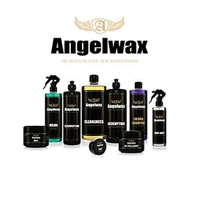Angel Wax logotyp