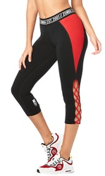 Zumba Est. 2001 Crop Leggings