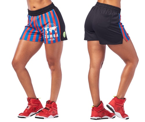 Zumba 2020 Shorts