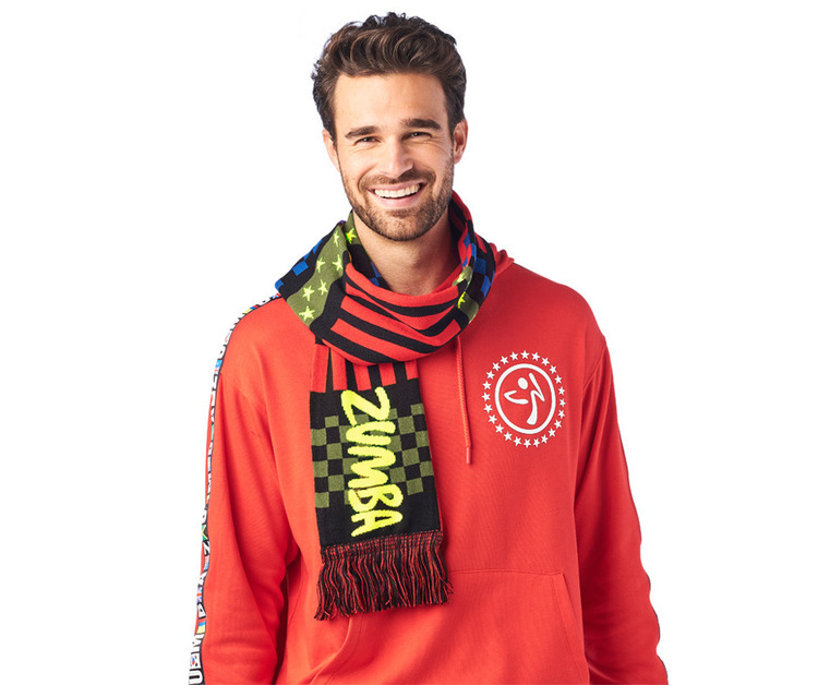 Zumba Dance League Scarf