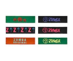Zumba Original Headbands 3pk