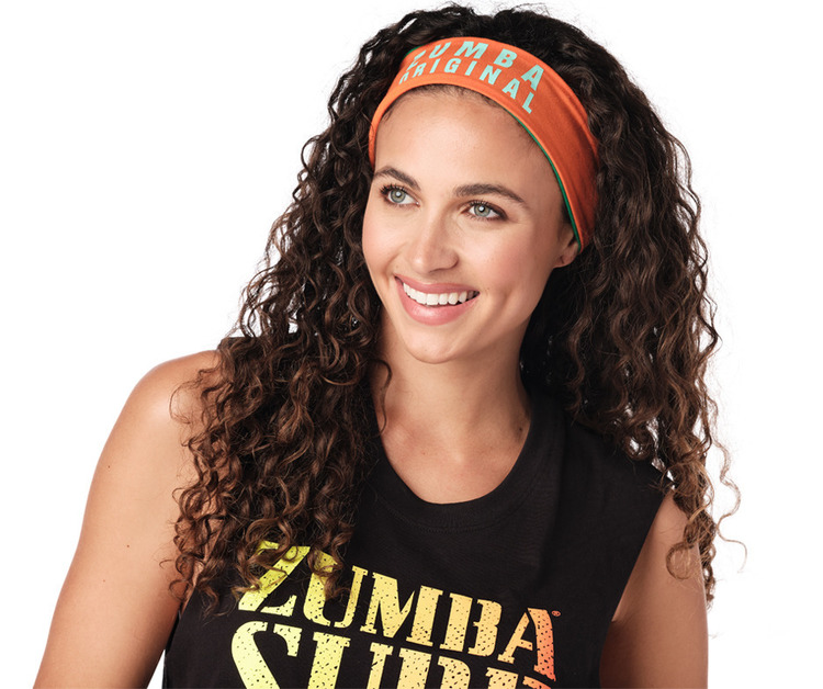 Zumba Original Headbands 3pk