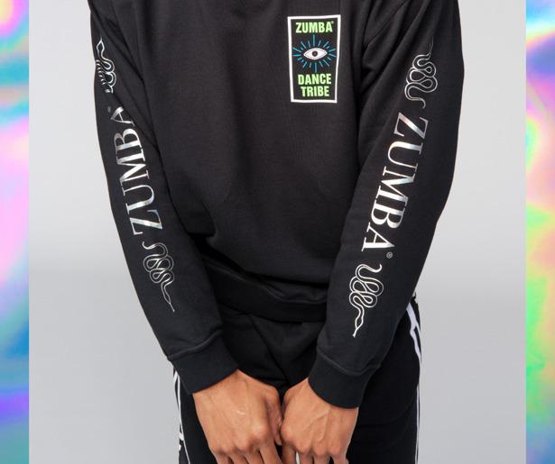 Zumba Vibes Sweatshirt