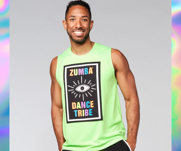 Zumba Dance Tribe Tank
