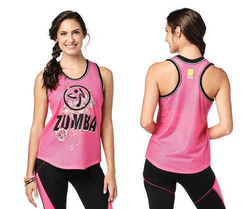 Spread Zumba Love Jersey Tank