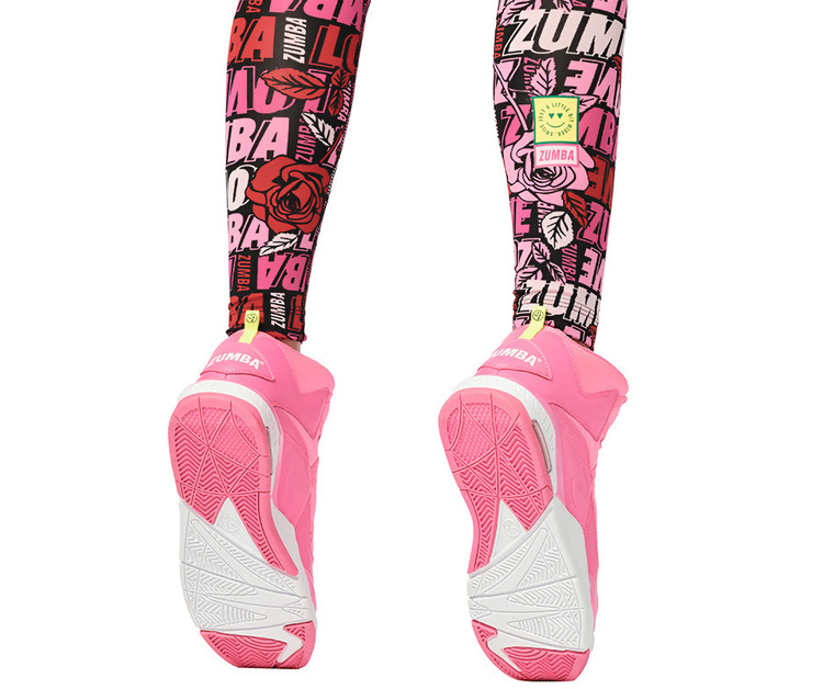 Spread Zumba Love Long Leggings