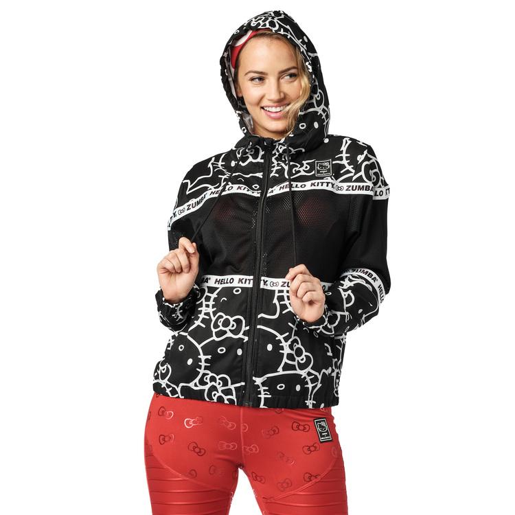 Zumba X Hello Kitty Zip-Up Jacket