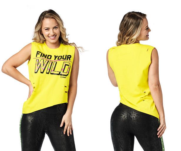Find Your Wild Tank