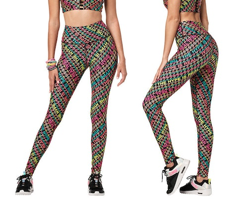 The Hype Is Real High Waisted Ankle Leggings