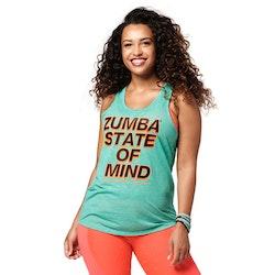 Zumba State Of Mind Tank