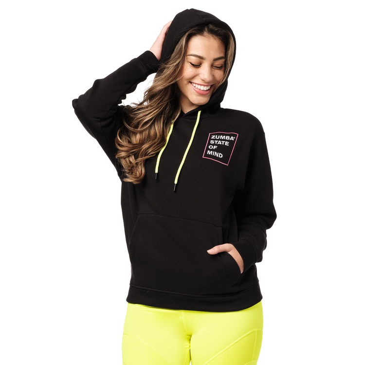 Bold Is The New Basic Pullover Hoodie