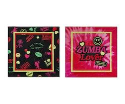 Zumba Lover Bandanas 2pk