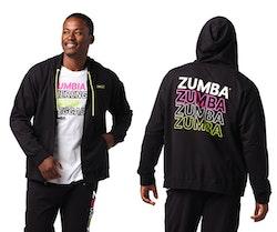 Zumba Happy Zip-Up Jacket
