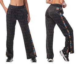 Dance In Color Tear-Away Track Pants
