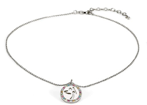 Zumbito™ Necklace With Swarovski® Crystals