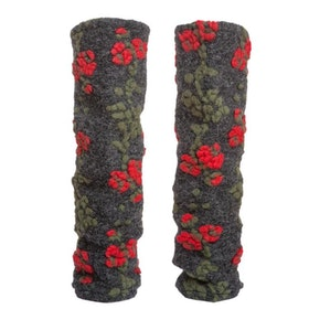 Bellanatur Benvärmare Gaiter -Rose Circus Green