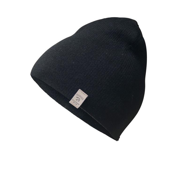 Ivanhoe Mössa Uni Hat Black