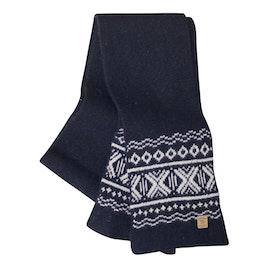 Ivanhoe Halsduk Aske scarf Navy