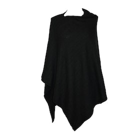Mathlau Poncho Black