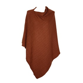 Mathlau Poncho Brown
