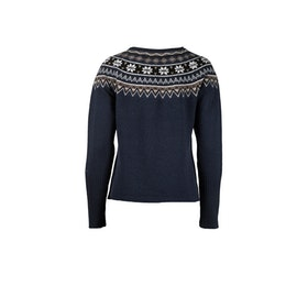 Skhoop Tröja Scandinavian Sweater  Navy
