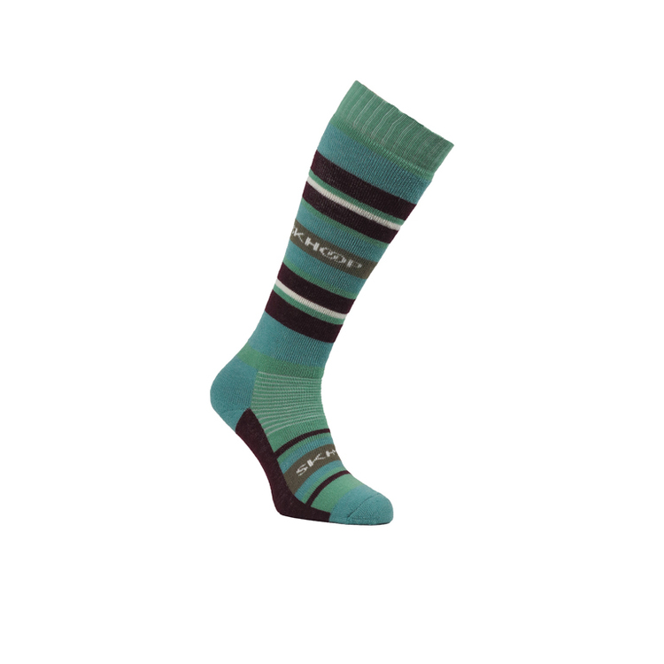 Skhoop Strumpor Hottest Sock Green Tea