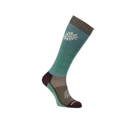 Skhoop Strumpor Racing Sock Blue Surf