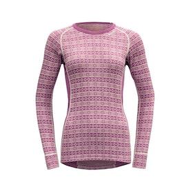 Devold Underställströja Alnes Woman Shirt Iris